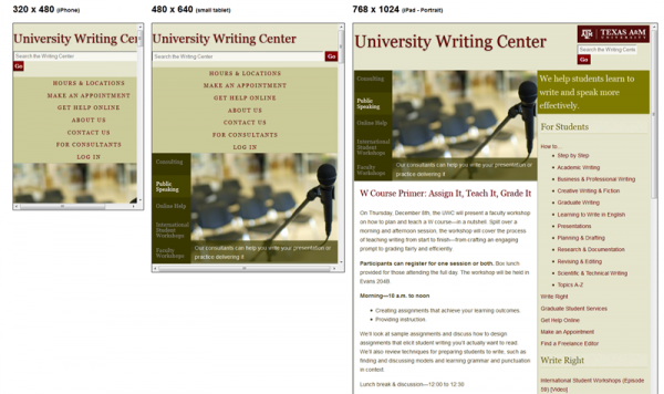 TAMU Writing Center