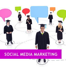 Register for our 8-week online course on Social Media Marketing for higher ed