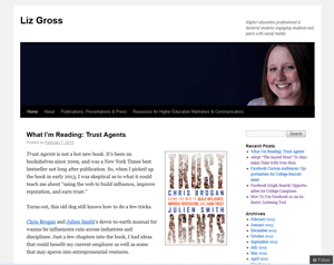 Liz Gross Blog
