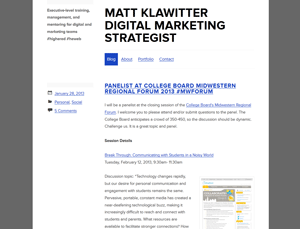 Matt Klawitter