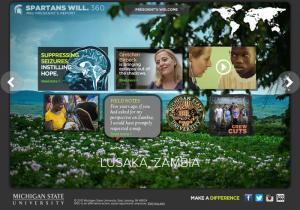 Spartans Will. 360 Annual Report