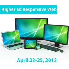 Higher Ed Responsive Websites