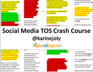 Social Media TOS Presentation