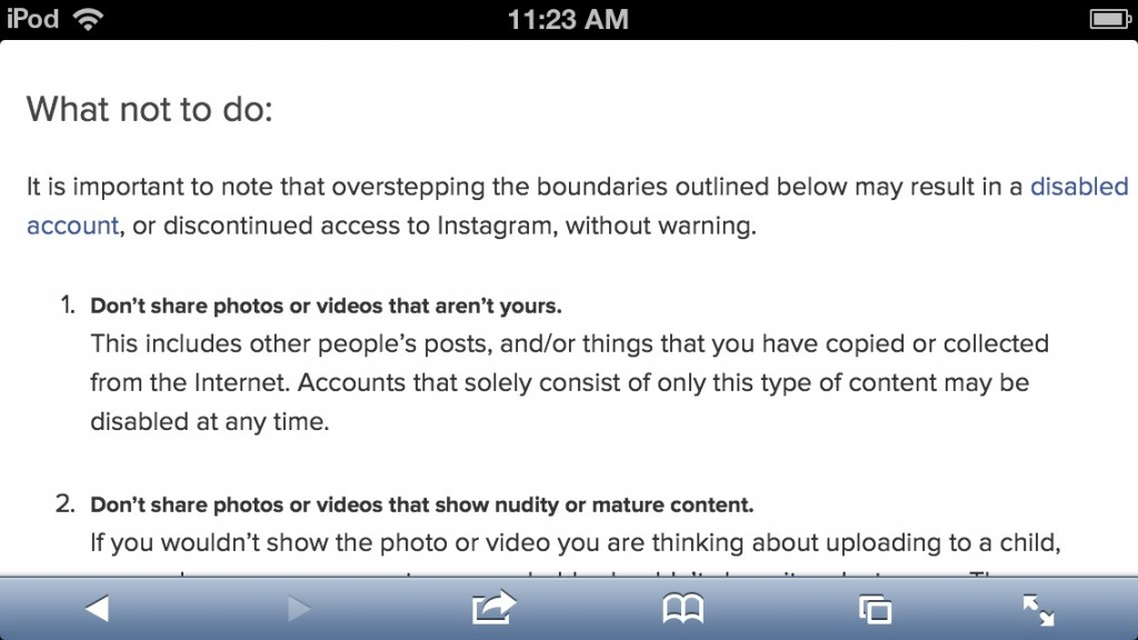 how to delete an instagram account without logging in