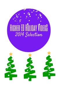 Top 2014 Higher Ed Holidays Video Cards