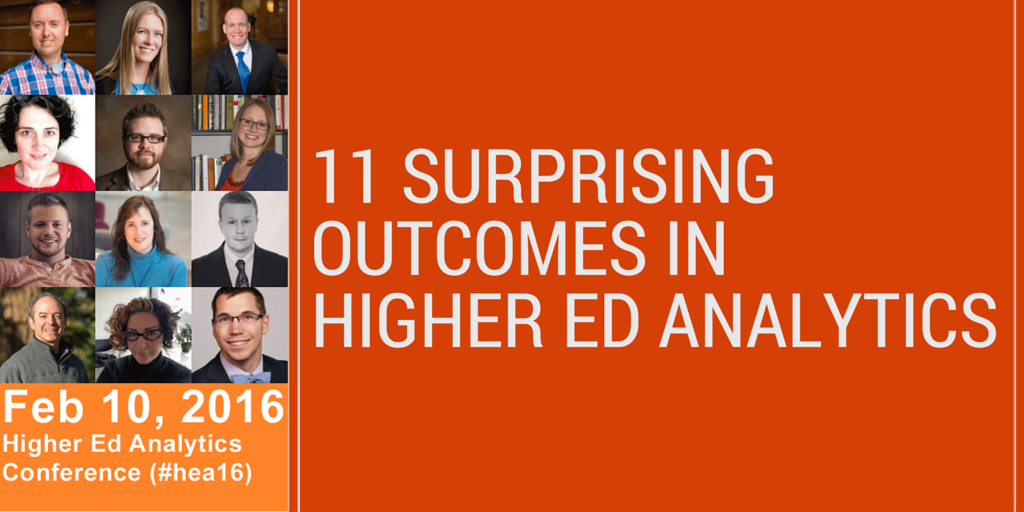 11 Surprising Analytics Outcomes