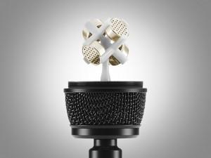 Sennheiser Virtual Reality Microphone