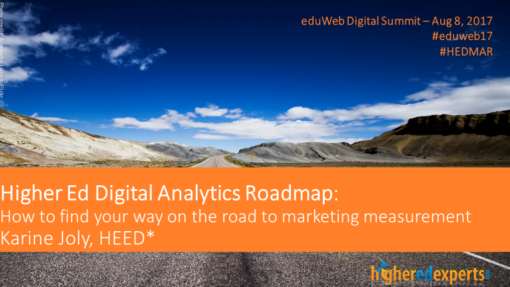 How to find your way on the road to marketing measurement