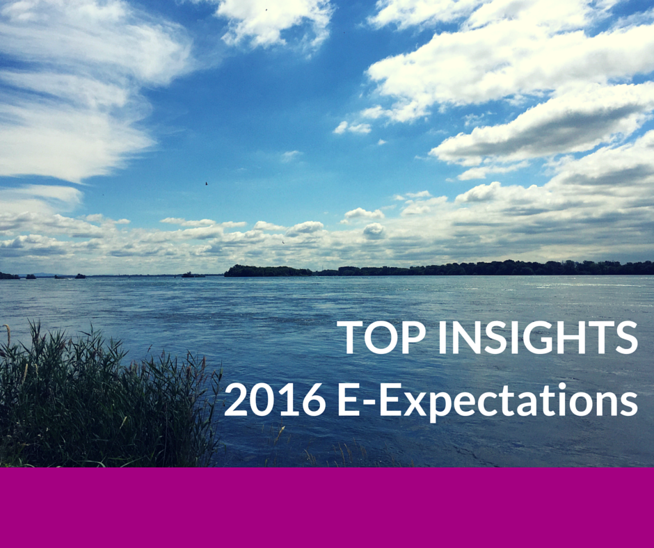 Top Insights on SEO for #HigherEd from the 2016 Student E-Expectations Survey [Exclusive]