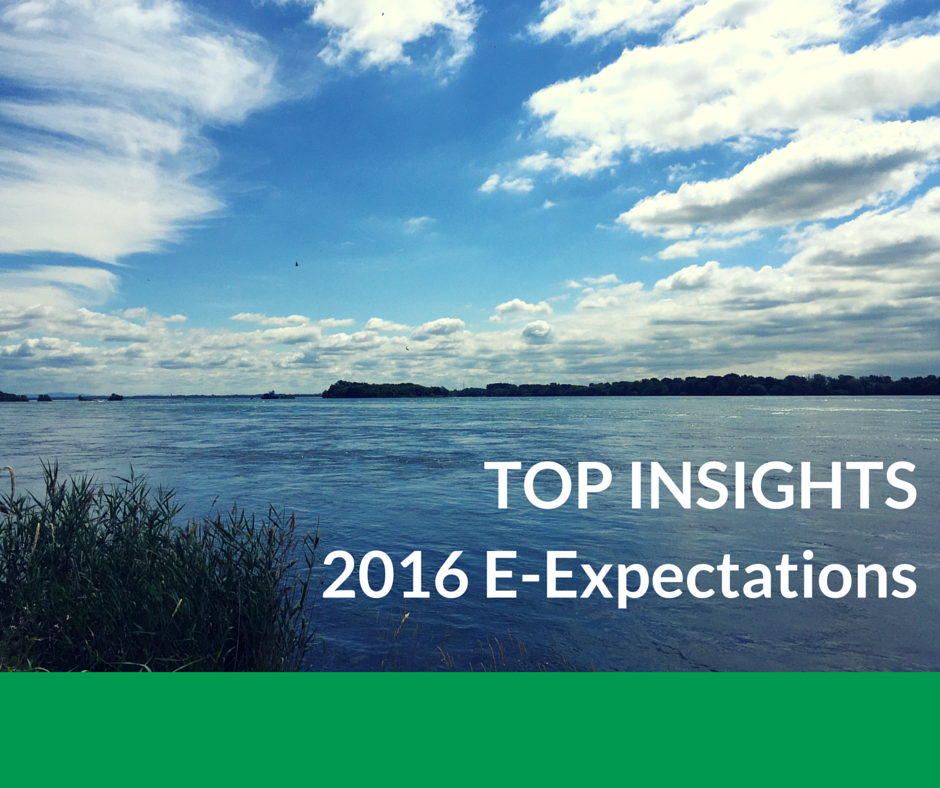 Top #HigherEd Websites Insights from the 2016 Student E-Expectations Survey [Exclusive]
