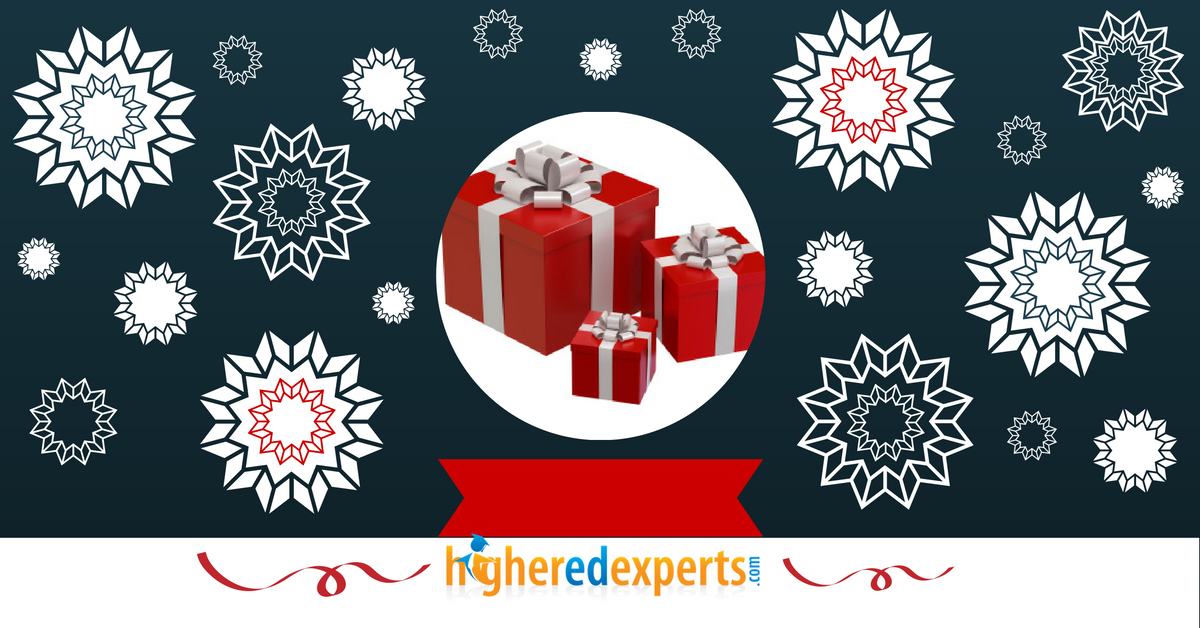 HO! HO! HO! Get Ready for 2018 and Make Your #HigherEd & #HESM Team Jolly!
