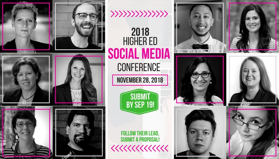 Higher Education Social Media Conference