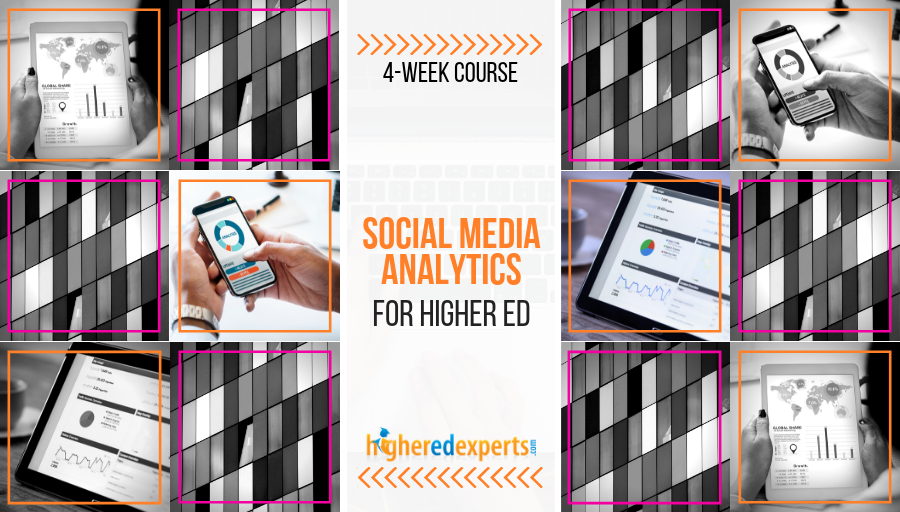 Higher Ed Social Media Analytics Course